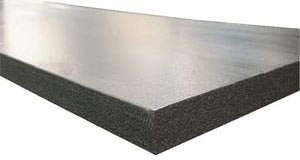 SilverGlo™ crawl space wall insulation available in Kane