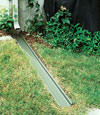 gutter drain extension installed in Randolph, Pennsylvania and New York