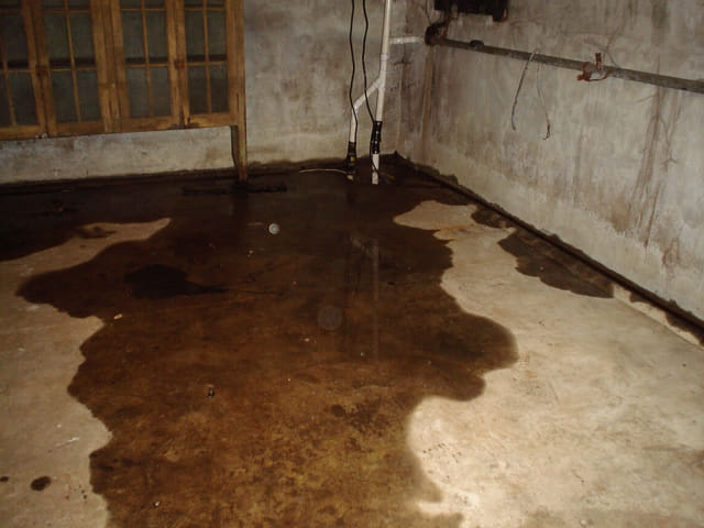 basement waterproofing in pennsylvania and new york leaky basement